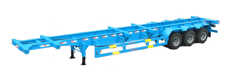 CONTAINER CHASSIS SEMI-TRAILER